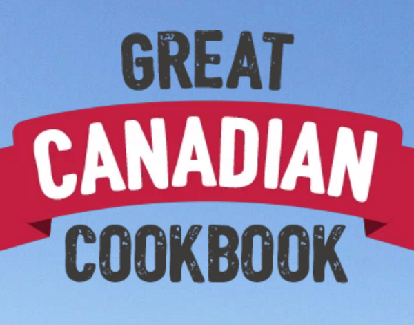 Featured on the Food Network's 'Great Canadian Cookbook'